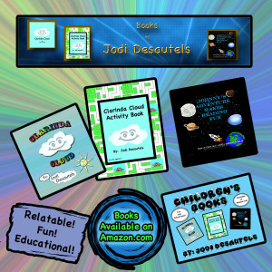 Books by Jodi Desautels