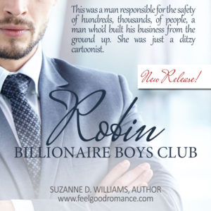 Billionaire Boys Club: Robin