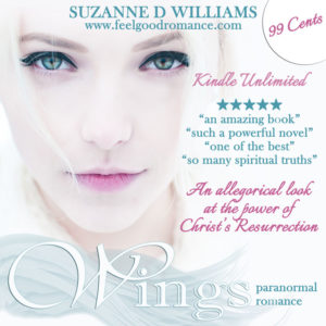 Wings - A Paranormal Romance