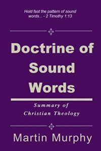 Doctrine of Sound Words