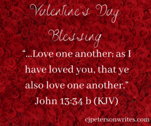 Valentines Day Blessing
